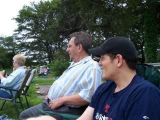 Len and Scott