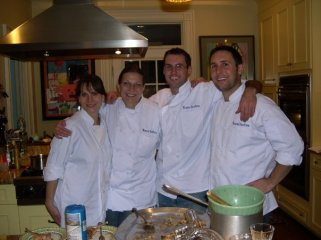 Cousins Iron Chef competition