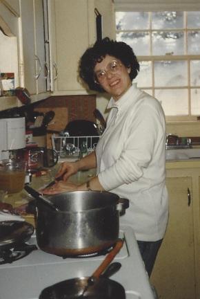 Abby's Aspen St. kitchen