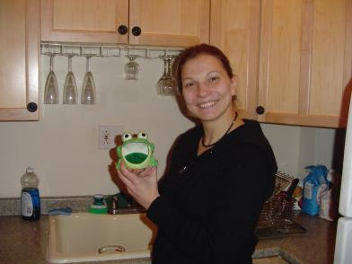 Frog and Jo Together