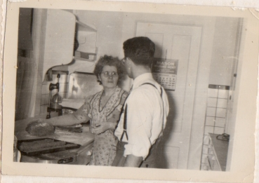 Nana and Len