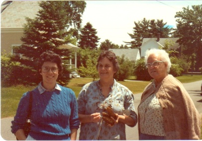 Abby, Connie and Mimi