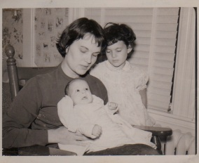 Connie, Abby and Emily