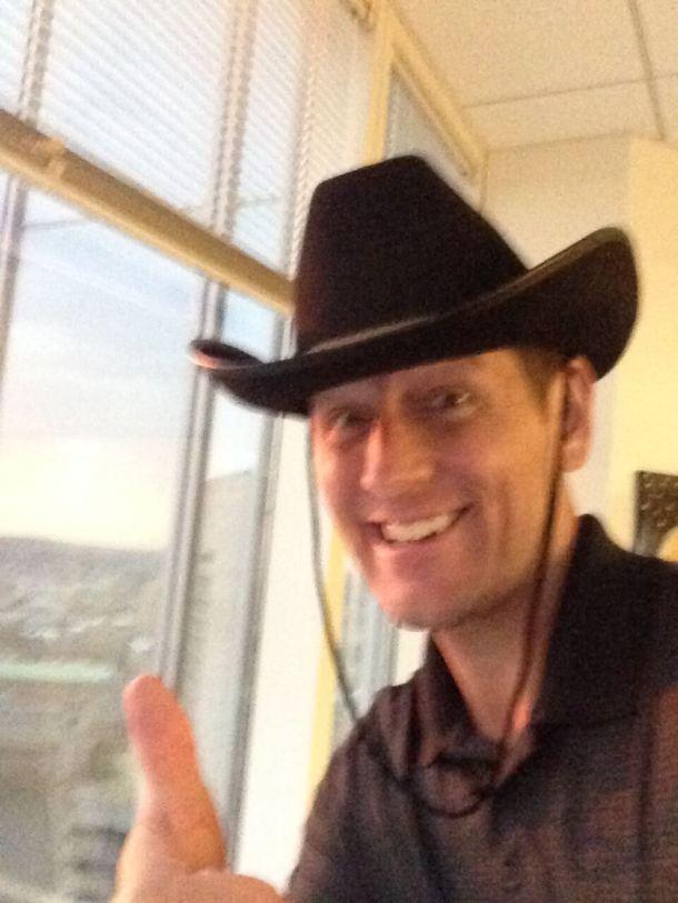 Cowboy Scott