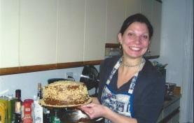 Jo's peanut butter cake