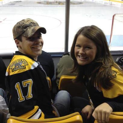 Matt and Anika