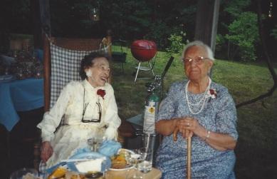 Harriette and Mimi
