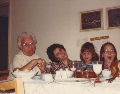 A Texas Thanksgiving, 1981