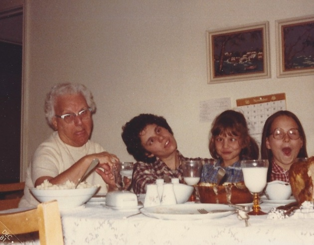 A Texas Thanksgiving, 1981