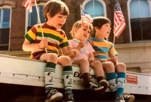 Faulkner, Emily and Josh