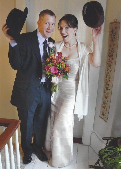 Yo and Rusty's Wedding