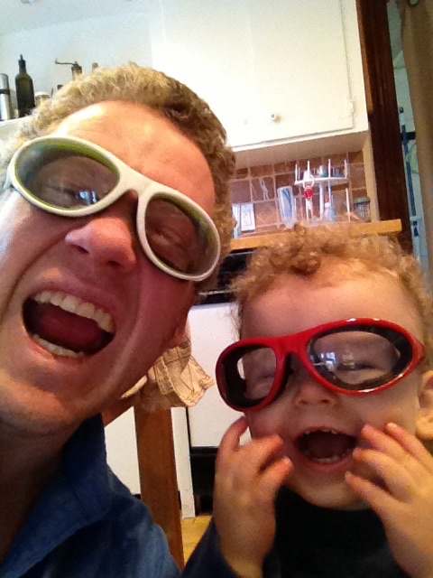 Dueling onion goggles!