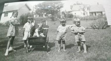 Wright siblings