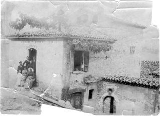 Arcieri Family in Cocullo