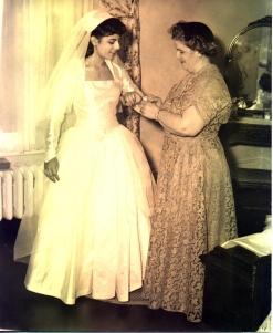 Ginny and Nana Farina