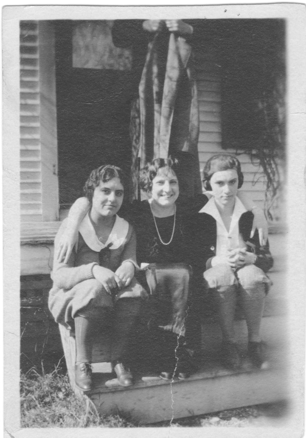 Helen, Florence, and Marion