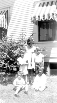 Connie and Brothers