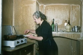 Old Country Kitchen 1955
