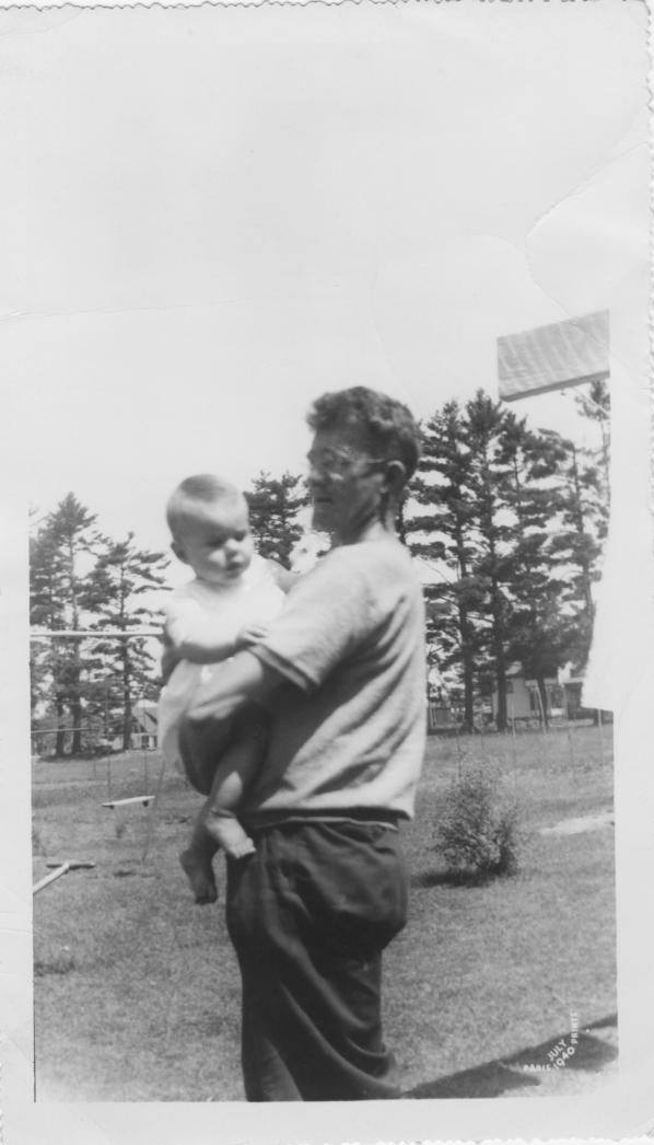 Peter & Dad