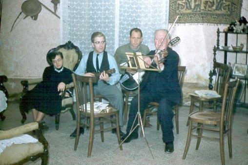 Richard Italy 1955