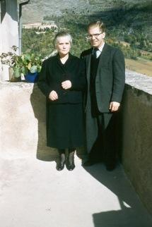 Richard & Matriarch 1955