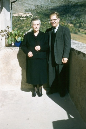 Richard & Matriarch 1955