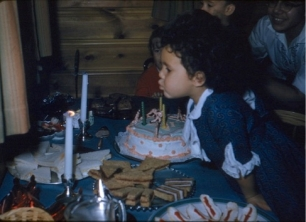 Abby's birthday