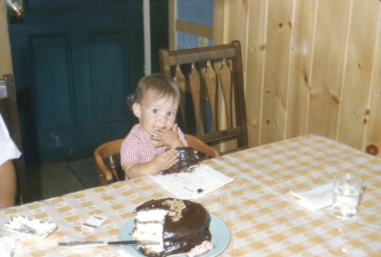Time for cake