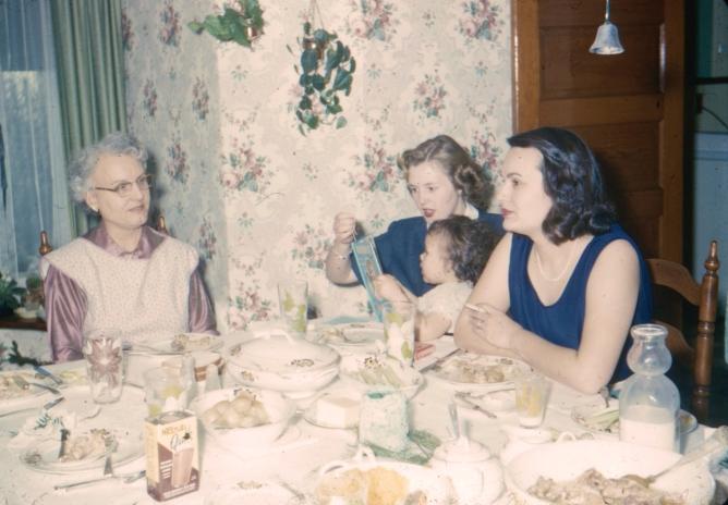 Mimi, Loretta, Abby and Connie