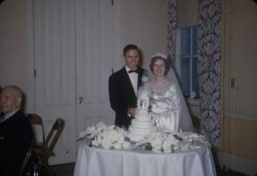 Aunt 'Rett and Uncle Sumner