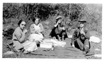 Wright Family Trip to Gardner, MA